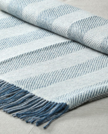 Alpaca Throw Skyview