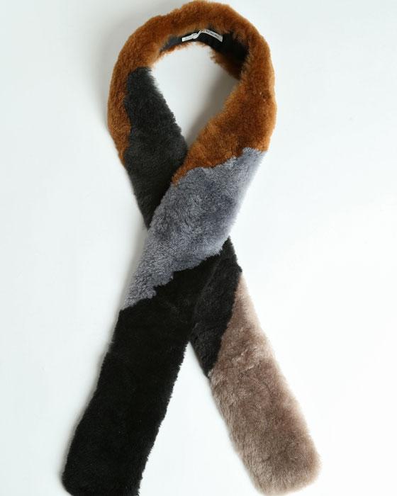 AlpacaFurBlockingScarf