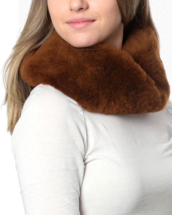 Alpaca Fur Classic Twist