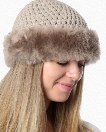 Alpaca Hat Colette