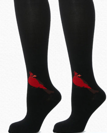 Alpaca Socks Cardinal black