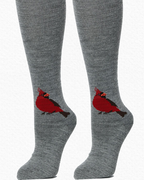 Alpaca Socks Cardinal Gray