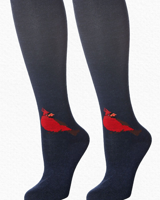 Alpaca Socks Navy