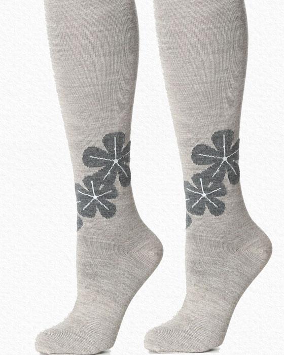 Alpaca Socks Taupe