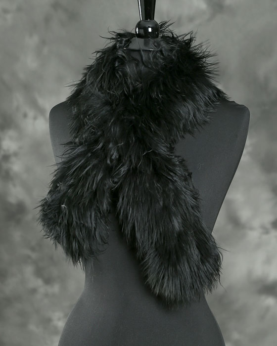 Women Fur Scarf