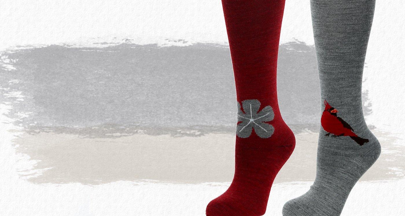 Alpaca socks slider