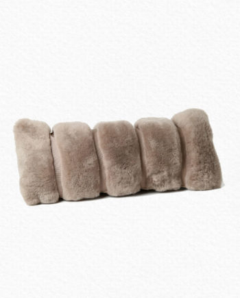 Alpaca Pillow Taupe