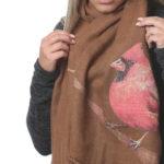 AlpacaWovenScarf